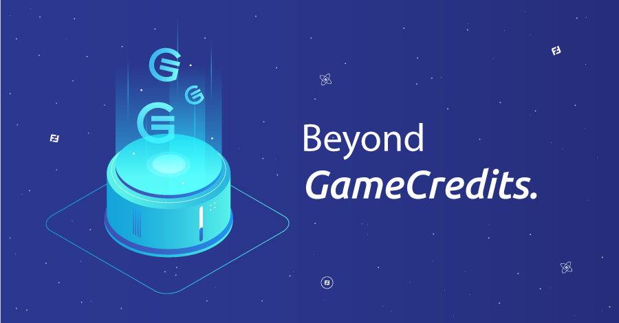 What are GameCredits?